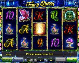 fairy queen spiele