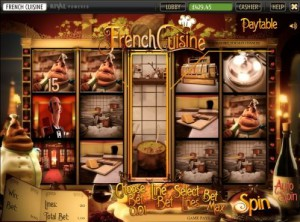 french cuisine spiel